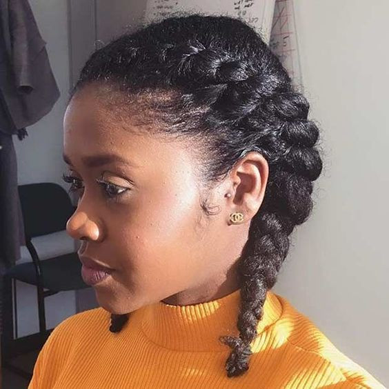 Hairstyles With Two Braids  35 Two French Braids Hairstyles To Double Your Style