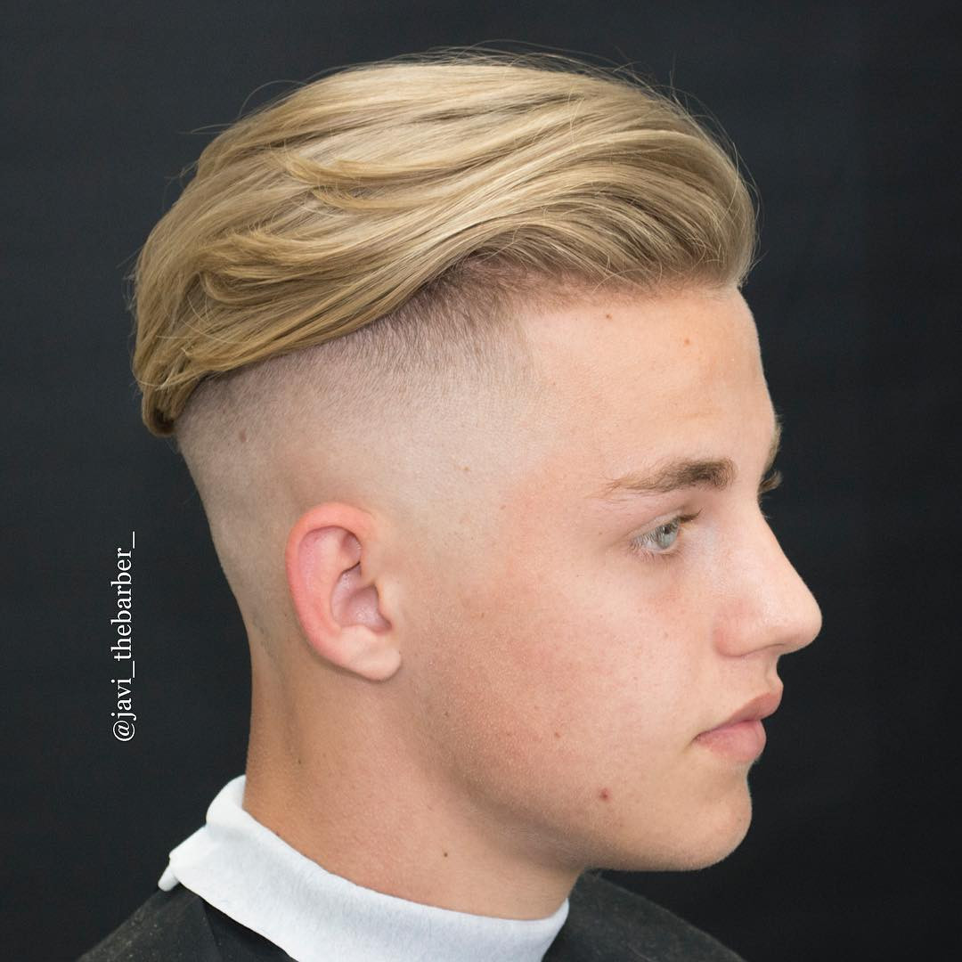 Hairstyles With Undercuts  21 New Undercut Hairstyles For Men