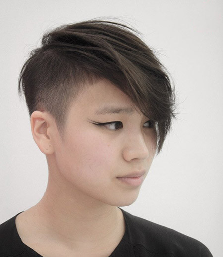 Hairstyles With Undercuts  15 Short Undercut Hairstyles