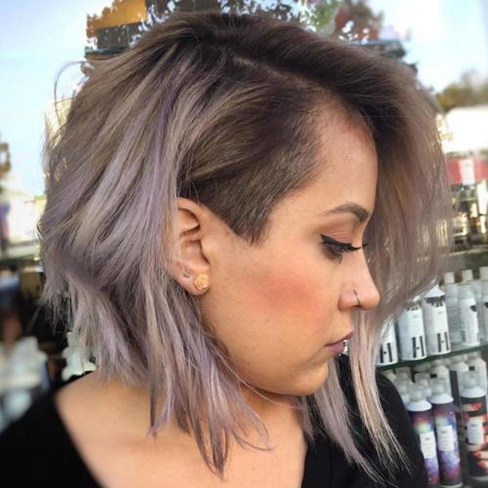 Hairstyles With Undercuts  Undercut Hair Designs for Female Hairstyles 2018 2019