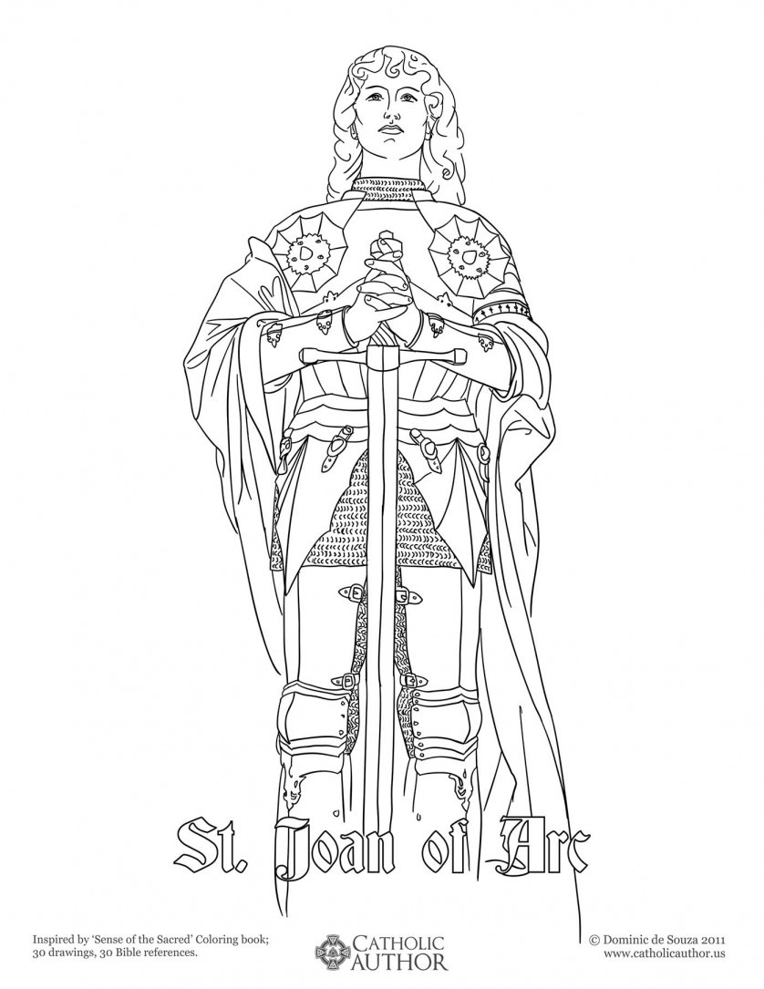 Hand Drawn Coloring Pages  12 Free Hand Drawn Catholic Coloring CatholicViral