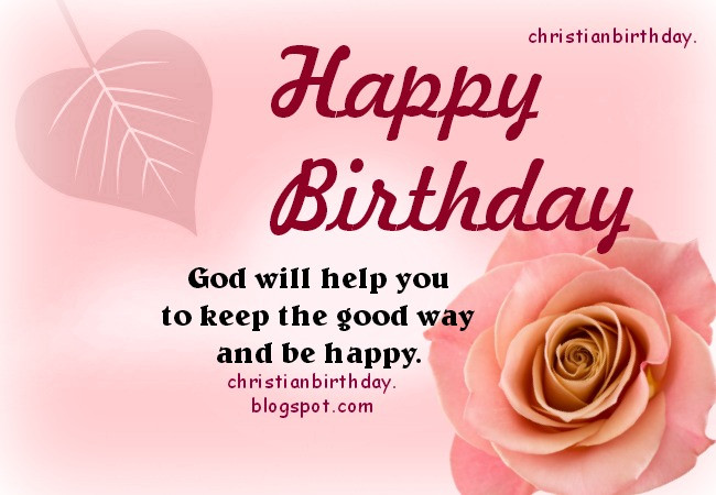 Best ideas about Happy Birthday Bible Quotes . Save or Pin Happy Birthday Quotes Bible Verses QuotesGram Now.