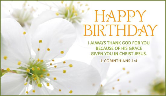 Best ideas about Happy Birthday Bible Quotes . Save or Pin Happy Birthday Wishes With Bible Verse Page 2 Now.