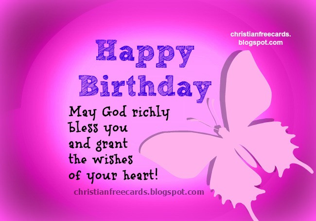 Best ideas about Happy Birthday Bible Quotes . Save or Pin Christian Happy Birthday Sister Quotes QuotesGram Now.