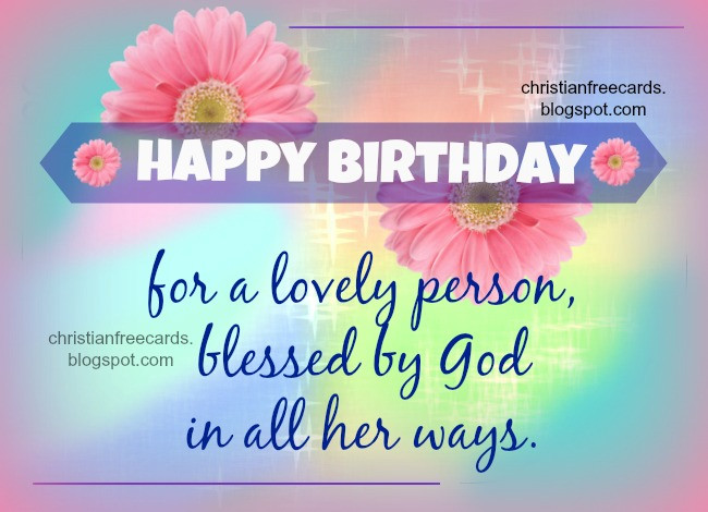 Best ideas about Happy Birthday Bible Quotes . Save or Pin Happy Birthday Biblical Quotes QuotesGram Now.