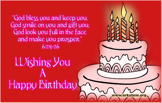 Best ideas about Happy Birthday Bible Quotes . Save or Pin Inspirational Bible Quotes Birthday QuotesGram Now.
