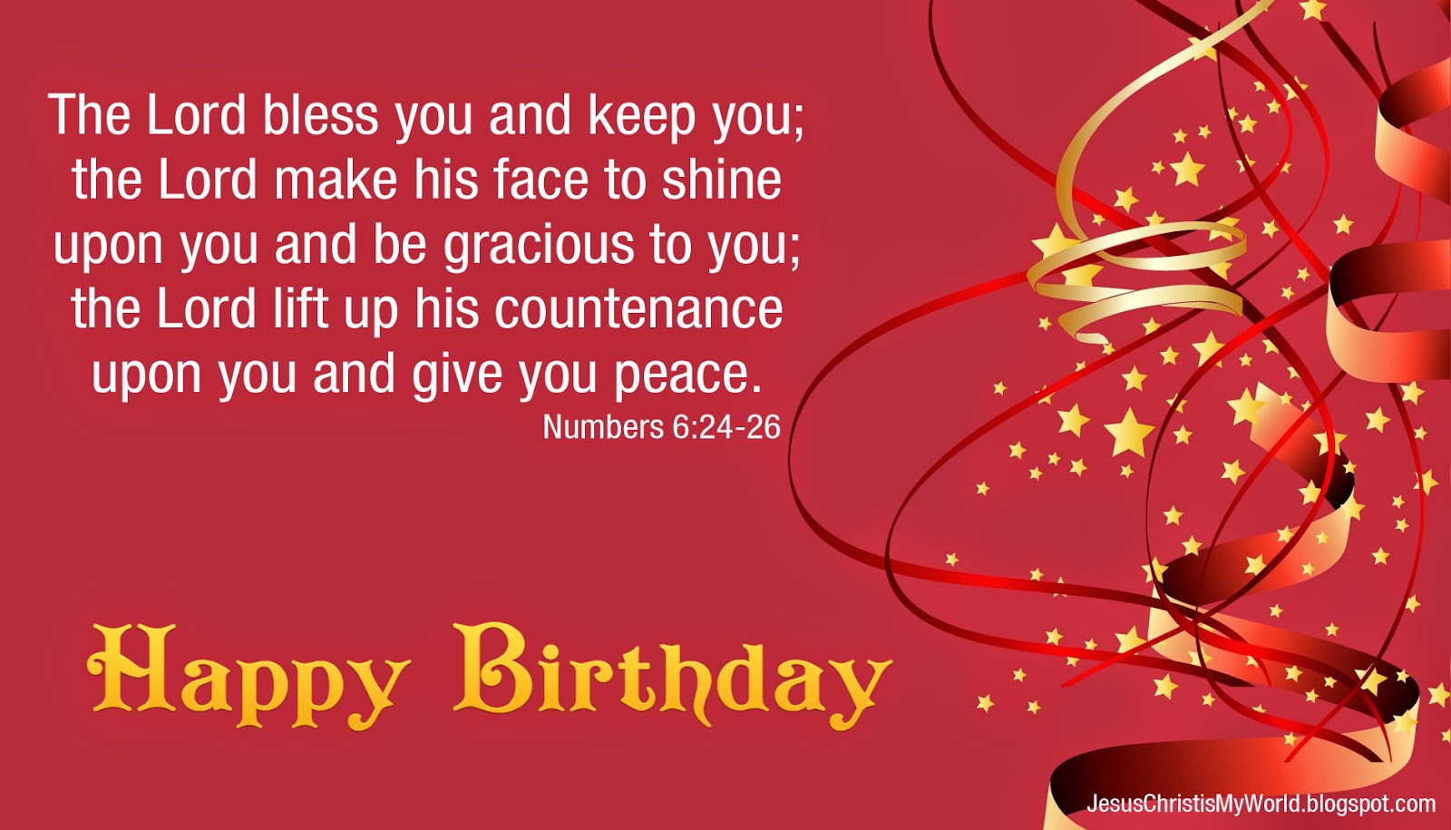 Best ideas about Happy Birthday Bible Quotes . Save or Pin Happy Birthday Bible Quotes QuotesGram Now.