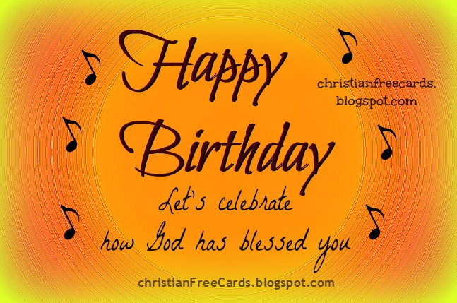 Best ideas about Happy Birthday Bible Quotes . Save or Pin Happy Birthday Religious Quotes QuotesGram Now.
