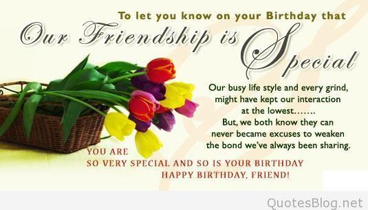 Best ideas about Happy Birthday Friendship Quotes . Save or Pin Happy birthday friends quotes pictures Now.
