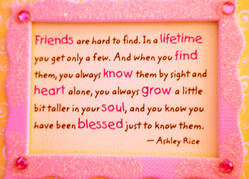 Best ideas about Happy Birthday Friendship Quotes . Save or Pin Friendship Now.