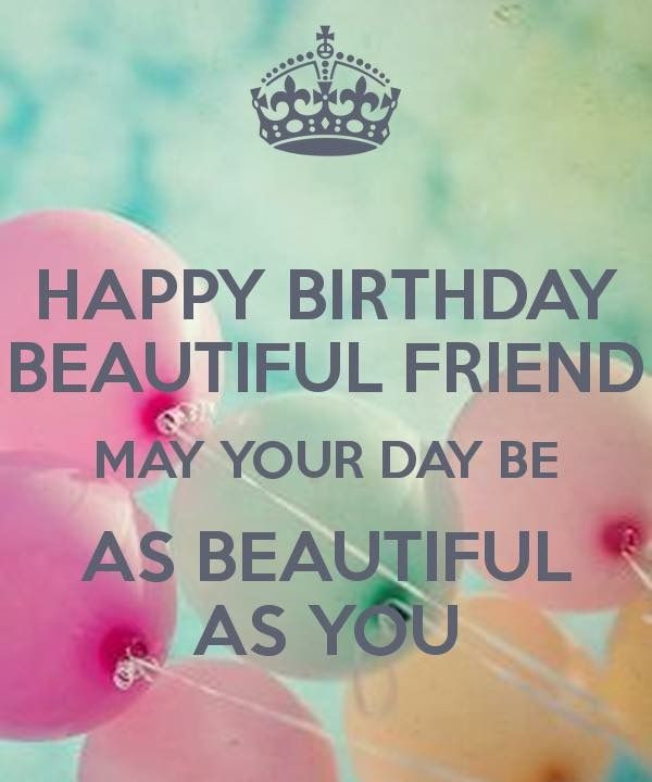 Best ideas about Happy Birthday Friendship Quotes . Save or Pin Happy Birthday Quotes Beautiful F on Short Quotes About Now.