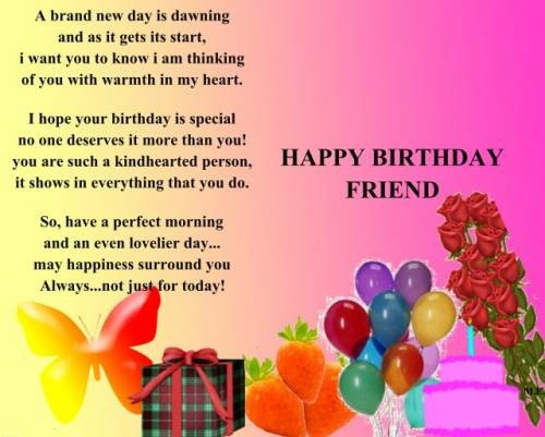 Best ideas about Happy Birthday Friendship Quotes . Save or Pin Male Birthday Quotes For Friends QuotesGram Now.