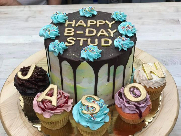 Best ideas about Happy Birthday Jason Cake . Save or Pin Happy Birthday JASON bodegamoments I hope you … – HUASCAR Now.