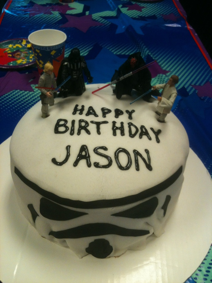 Best ideas about Happy Birthday Jason Cake . Save or Pin Happy Birthday Jason Boomstick66 Now.