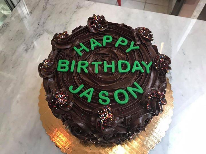 Best ideas about Happy Birthday Jason Cake . Save or Pin Happy Birthday Jason – HUASCAR & CO BAKESHOP Now.