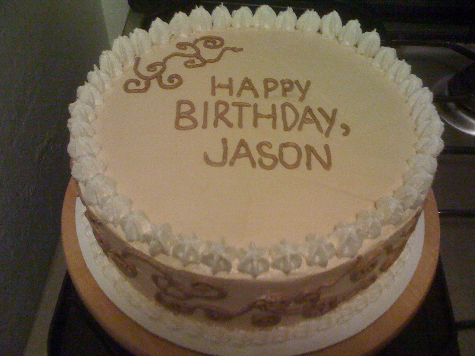 Best 20 Happy Birthday Jason Cake Best Collections Ever Home
