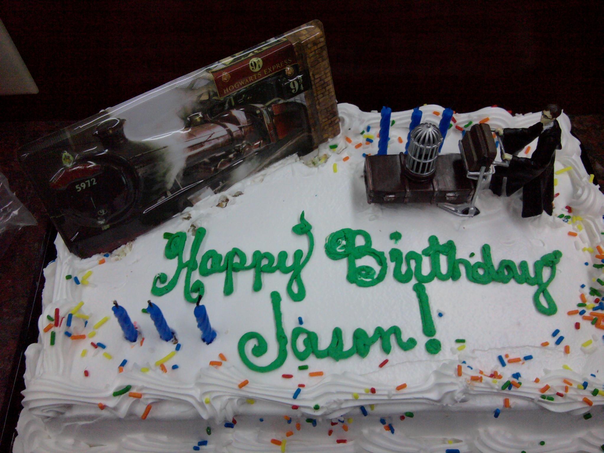 Best ideas about Happy Birthday Jason Cake . Save or Pin Jason s Birthday Now.