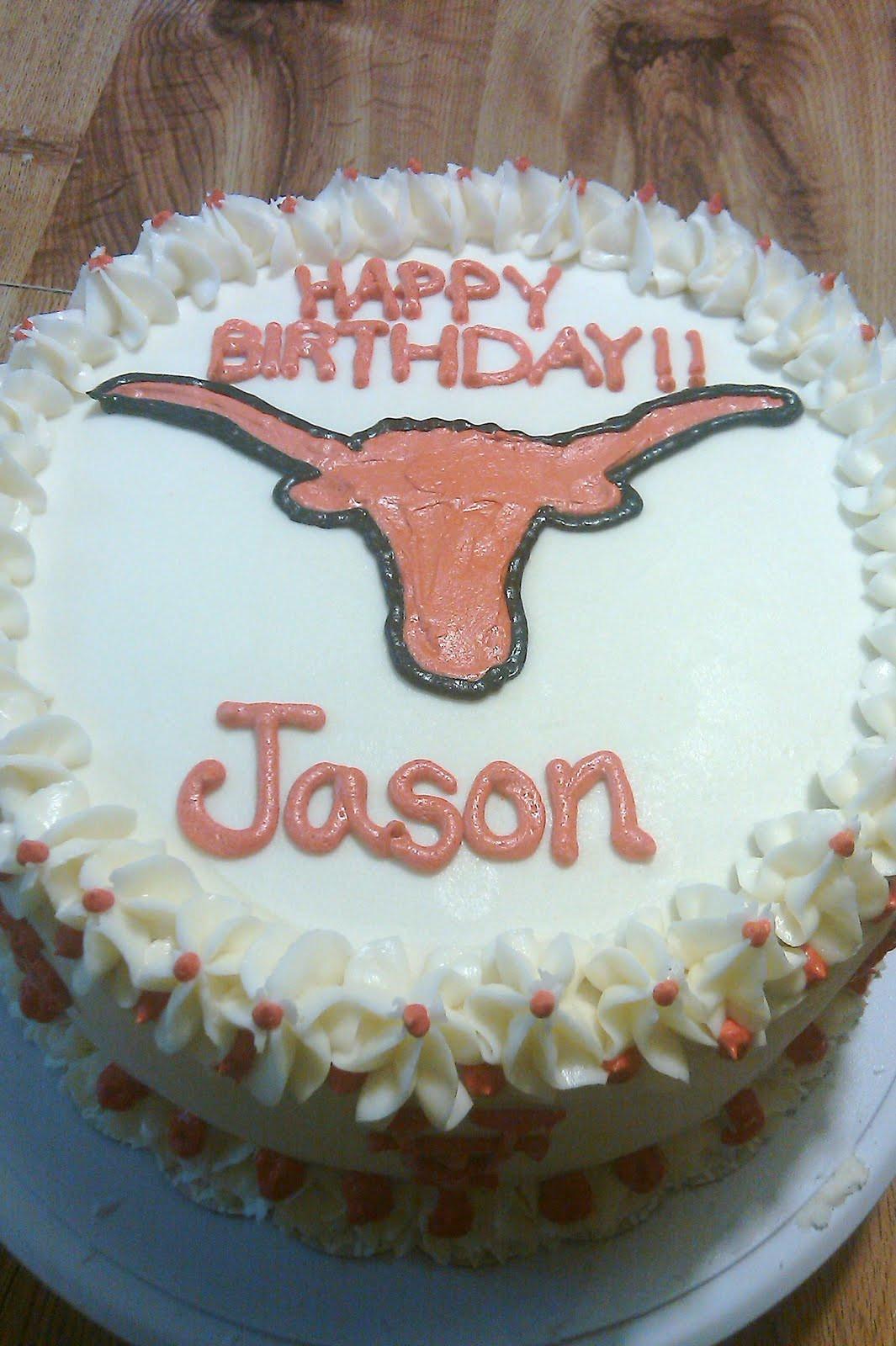 Best ideas about Happy Birthday Jason Cake . Save or Pin Cupcakes And More Happy Birthday Jason Now.
