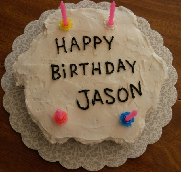 Best ideas about Happy Birthday Jason Cake . Save or Pin pull apart cake Now.
