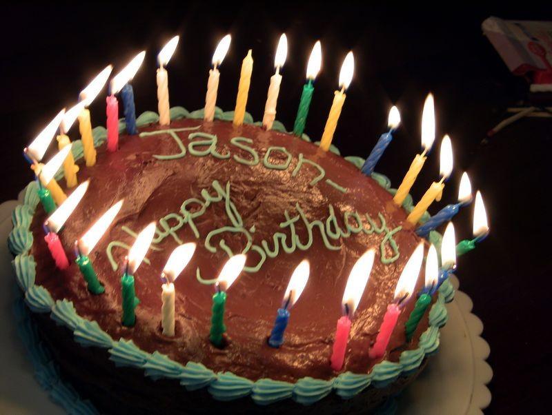 Best ideas about Happy Birthday Jason Cake . Save or Pin Happy Birthday Jason SeaJay s Now.