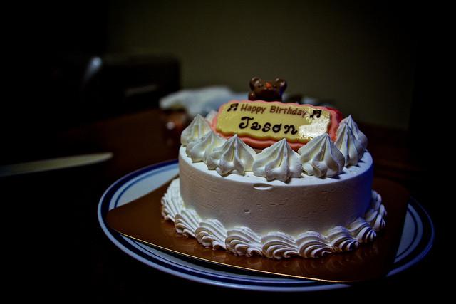 Best ideas about Happy Birthday Jason Cake . Save or Pin Happy Birthday Jason Now.