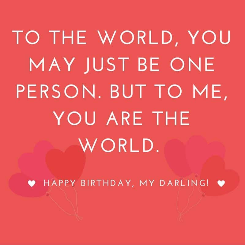 Happy Birthday Quotes For Her  43 Happy Birthday Quotes wishes and sayings
