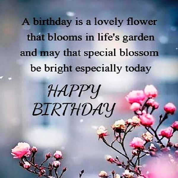 Happy Birthday Quotes For Her  Happy Birthday Wishes s and Pics