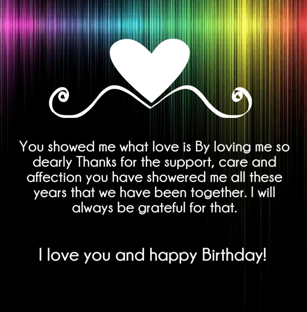 Happy Birthday Quotes For Her  I Love You Happy Birthday Quotes and Wishes Quotes Square