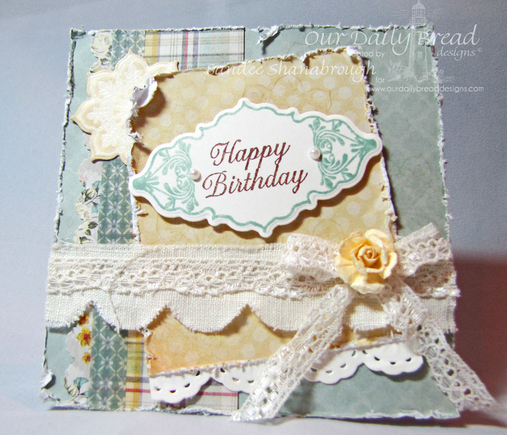 Best ideas about Happy Birthday Shabby Chic . Save or Pin Simply Southern Sandee A Shabby Happy Birthday Now.