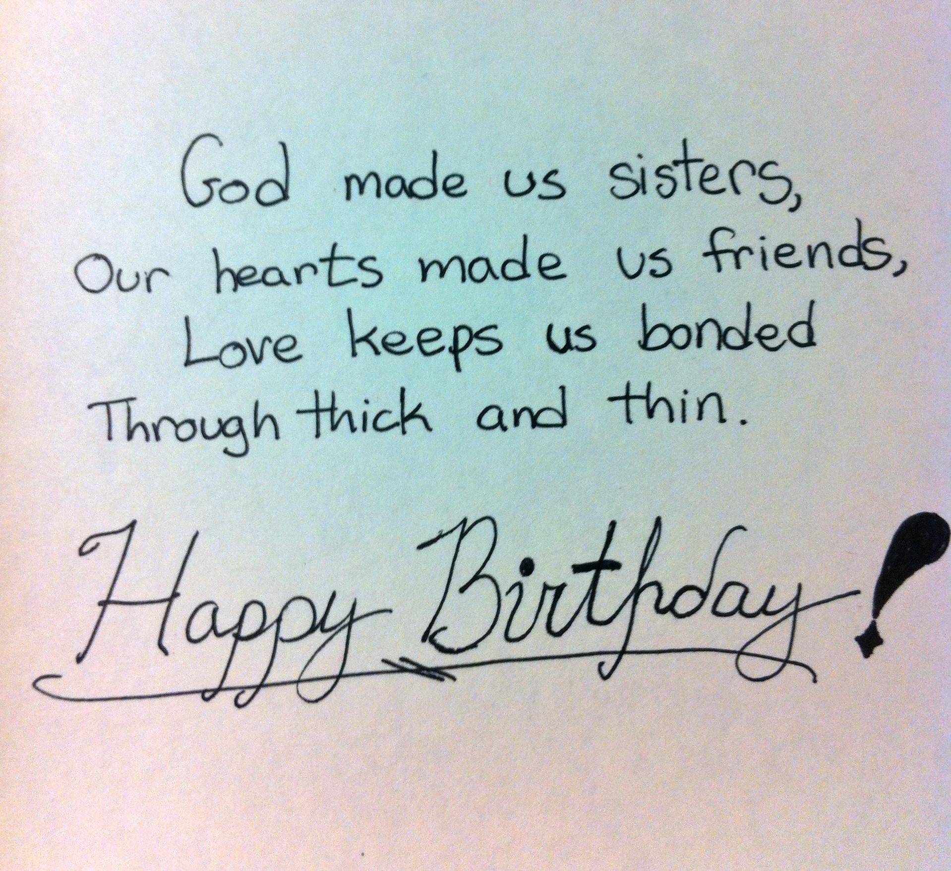 Best ideas about Happy Birthday Sis Funny Quotes . Save or Pin Best Birthday wishes for a Sister – StudentsChillOut Now.