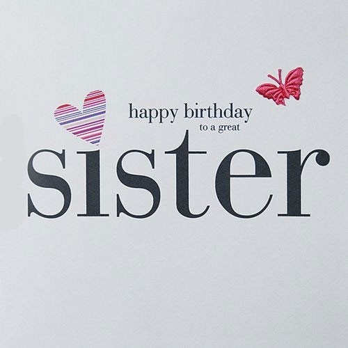Best ideas about Happy Birthday Sis Funny Quotes . Save or Pin Happy Birthday Wishes for Sister Freshmorningquotes Now.