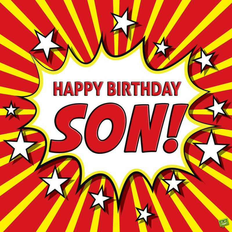 Best ideas about Happy Birthday Son Funny . Save or Pin Happy Birthday Son Now.