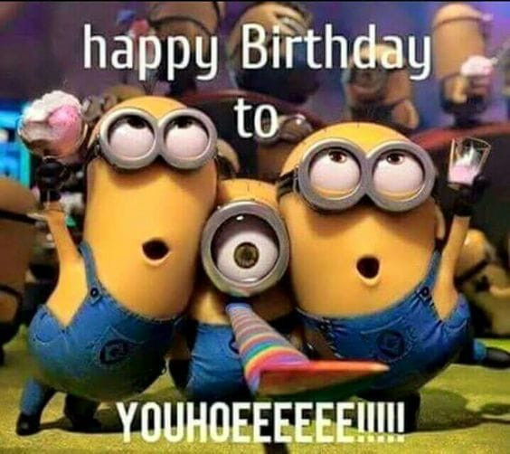 Best ideas about Happy Birthday Video Funny . Save or Pin Happy birthday cartoon images Funny and Cute Birthday Now.