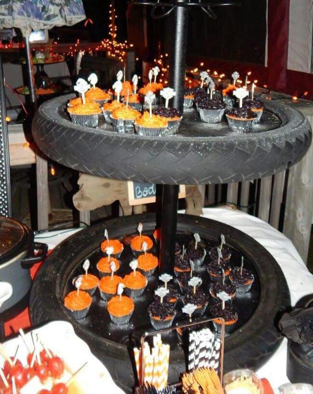 Best ideas about Harley Davidson Birthday Decorations . Save or Pin Harley Davidson Birthday Party Now.