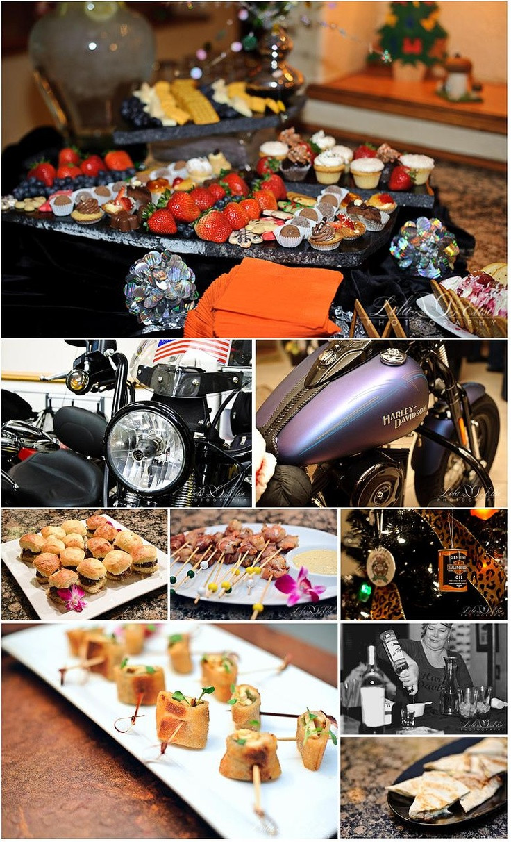 Best ideas about Harley Davidson Birthday Decorations . Save or Pin 36 best images about Harley Davidson Party Theme on Now.