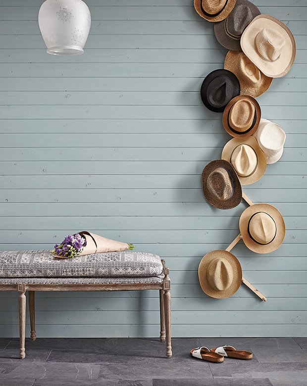 Best ideas about Hat Racks DIY . Save or Pin DIY Wall Mounted Hat Rack Now.