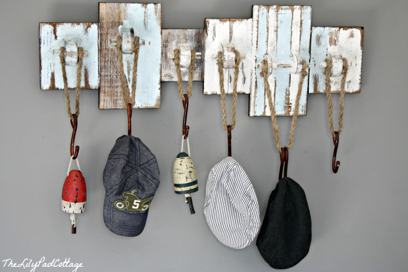 Best ideas about Hat Racks DIY . Save or Pin Hang Up Your Fedoras and Stetsons With These 22 DIY Hat Racks Now.
