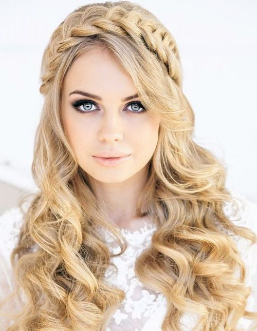 Headband Braids Hairstyles  75 Cute & Cool Hairstyles for Girls for Short Long