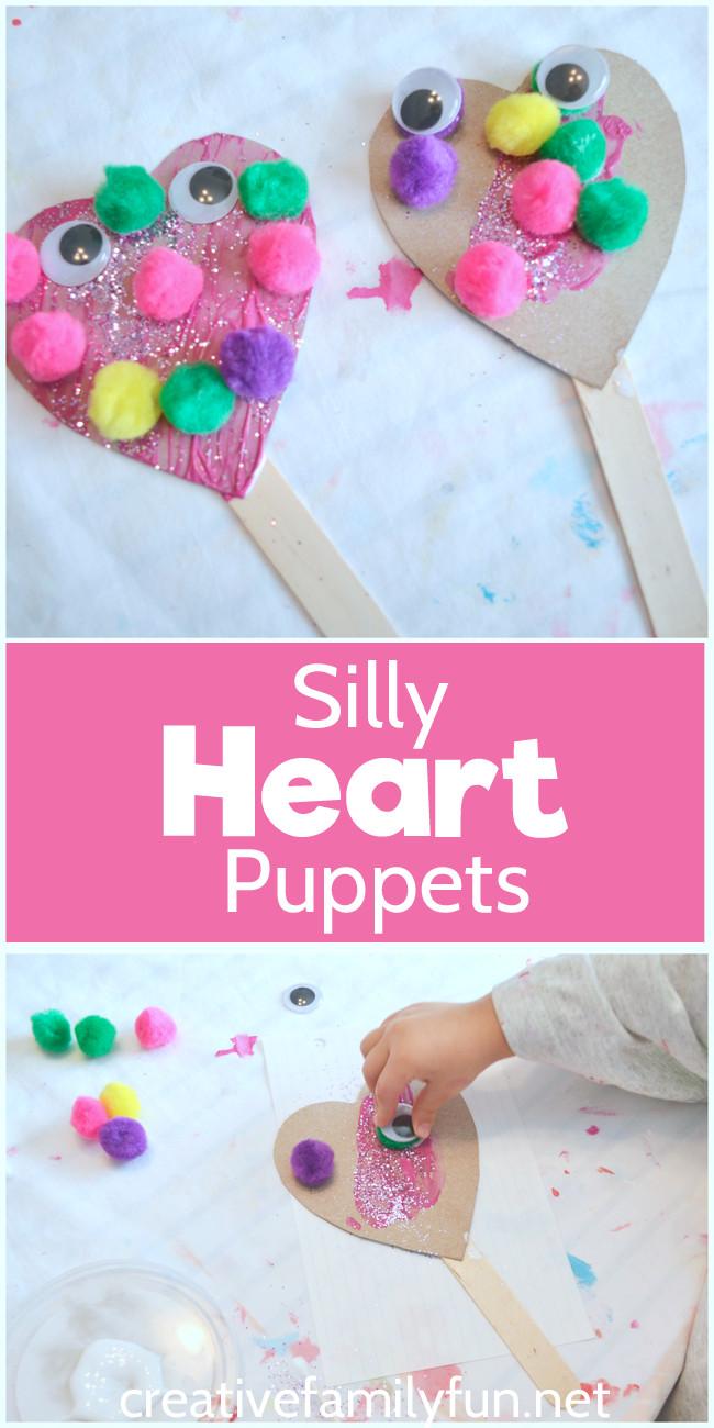 Heart Craft Ideas For Preschoolers  25 Adorable Heart Shaped Craft Ideas for Preschool