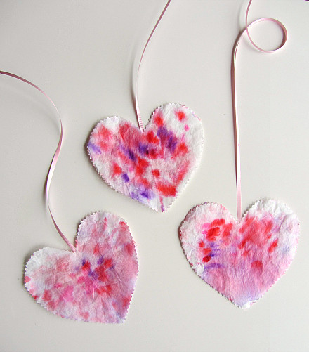 Heart Craft Ideas For Preschoolers  Simple Heart Craft For Toddlers