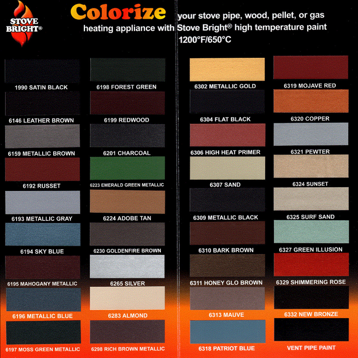 Best ideas about High Heat Paint Colors . Save or Pin High Temperature Color Paint for Fireplace Now.