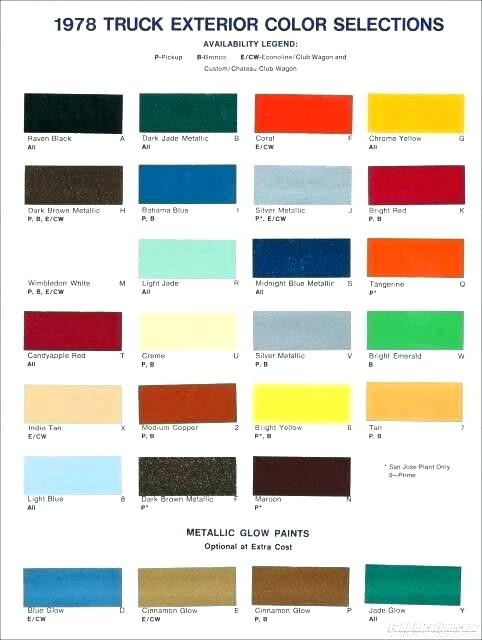 Best ideas about High Heat Paint Colors . Save or Pin dupli color auto paint color chart – airsentryfo Now.