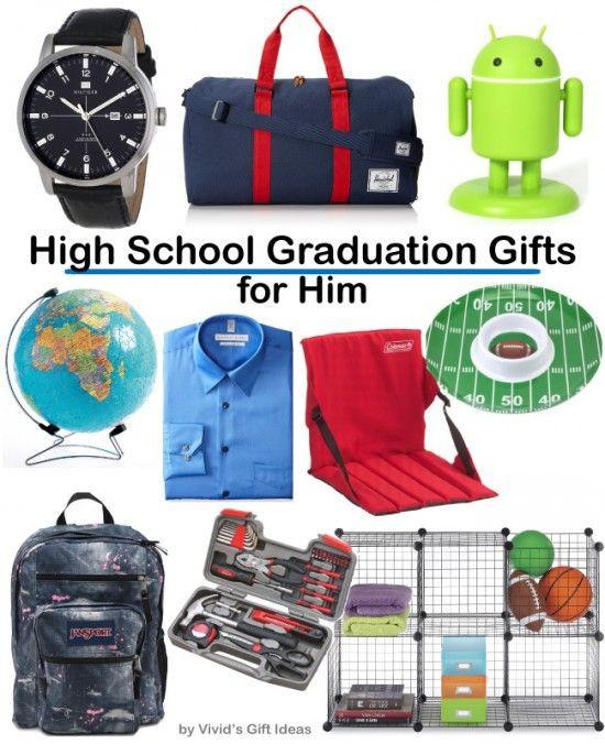 High School Graduation Gift Ideas For Son  2014 Gifts for Graduating High School Boys