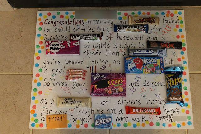 High School Graduation Gift Ideas For Son  graduation t ideas Grad Party Ideas