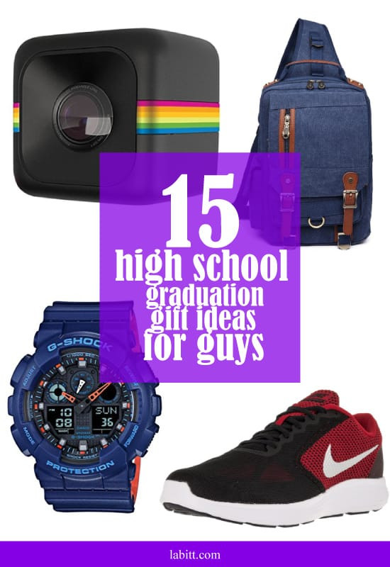 High School Graduation Gift Ideas For Son  15 High School Graduation Gift Ideas for Guys Updated