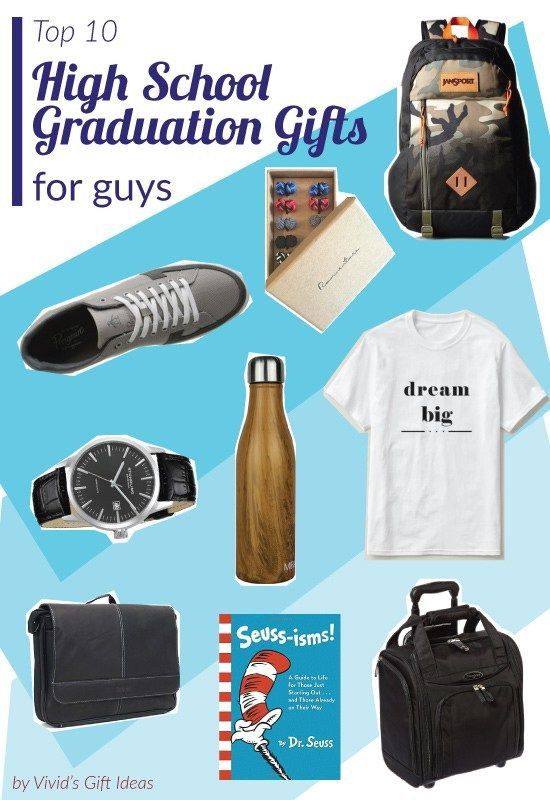 High School Graduation Gift Ideas For Son  Best 25 Graduation ts for guys ideas on Pinterest