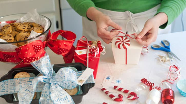 Holiday Baking Gift Ideas  Best Ideas for Wrapping Cookie Gifts BettyCrocker