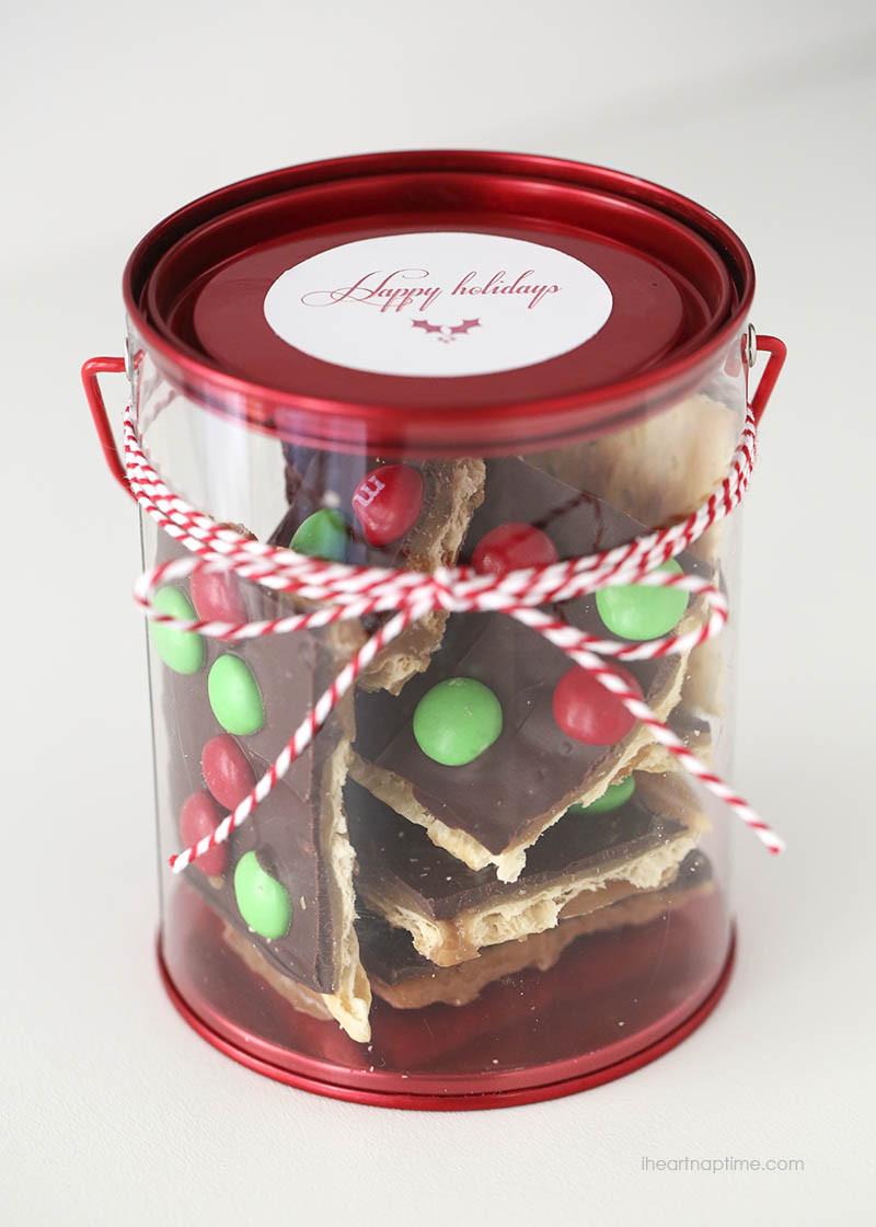Holiday Baking Gift Ideas  Food Gift Ideas