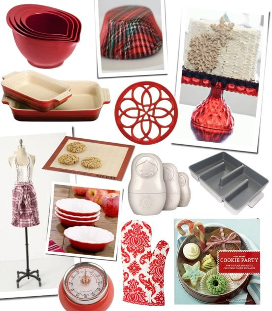 Holiday Baking Gift Ideas  Holiday Gift Guide Baking Tools For the Kitchen