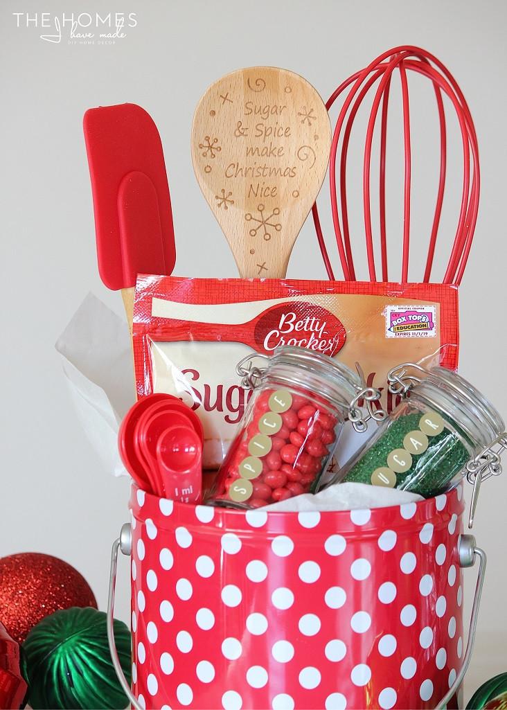 Holiday Baking Gift Ideas  3 Creative Gift Ideas for the Non Crafty Renter